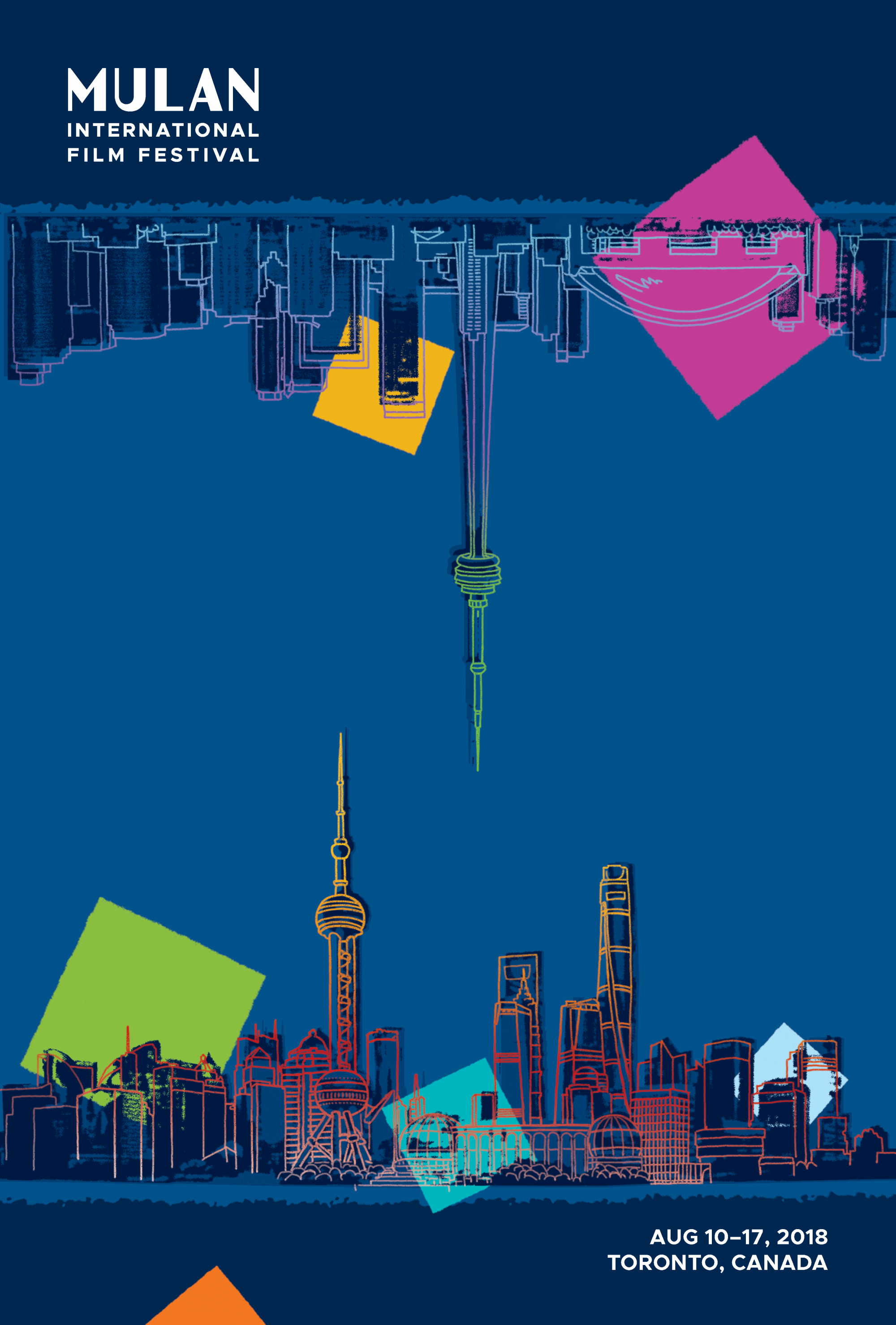 2018 Programme Book Cover