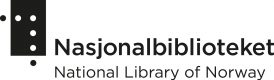 Logo of the National Library of Norway